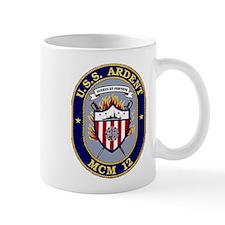 USS Ardent MCM 12 US Navy Ship Mug