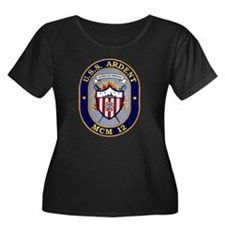 USS Ardent MCM 12 US Navy Ship T
