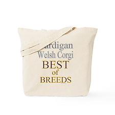 Cardigan Welsh Corgi Best Of Breed Tote Bag