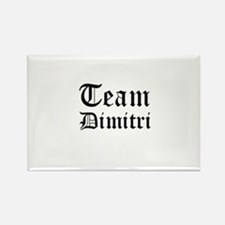 Team Dimitri Style #1 Rectangle Magnet