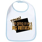 trick or treat halloween big brother Bib