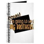 trick or treat halloween big brother Journal