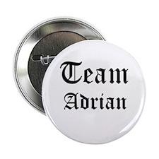 "Team Adrian Style #1 2.25"" Button"