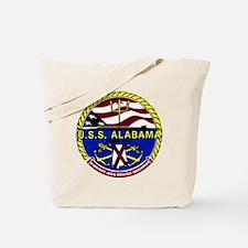 USS Alabama SSBN 731 US Navy Ship Tote Bag