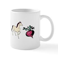 Unique Radish Mug
