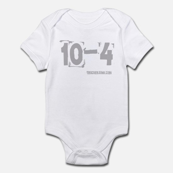 10-4 Infant Bodysuit