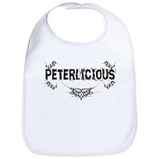 Peterlicious Bib