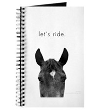 Let's Ride print by Ed Wood Journal