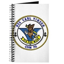 USS Carl Vinson CVN 70 US Navy Ship Journal