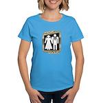 Retro Game Over Women's Dark T-Shirt