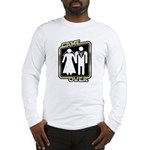 Retro Game Over Long Sleeve T-Shirt