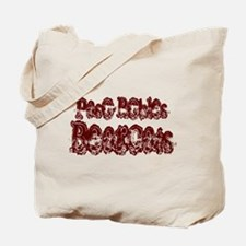 PASO ROBLES BEARCATS (25) Tote Bag