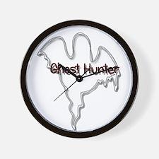 Cute Supernatural hunter Wall Clock