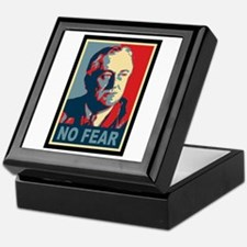 FDR - No Fear Keepsake Box
