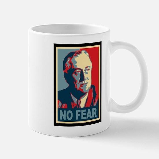 FDR - No Fear Mug