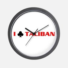 Cute Al kuwait Wall Clock