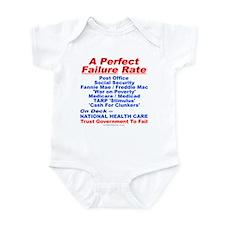 Perfect Failure Infant Bodysuit