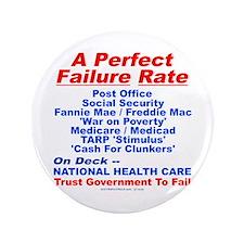 "Perfect Failure 3.5"" Button"