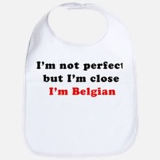 I'm Belgian Bib