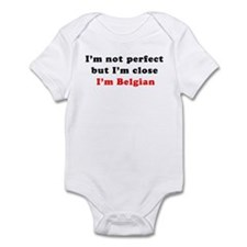 I'm Belgian Infant Bodysuit