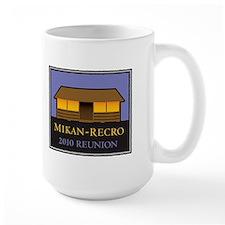 2010 Reunion Logo Mug