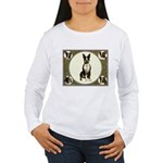 Boston Terriers Women's Long Sleeve T-Shirt
