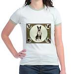 Boston Terriers Jr. Ringer T-Shirt
