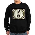 Boston Terriers Sweatshirt (dark)