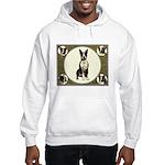 Boston Terriers Hooded Sweatshirt