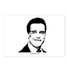 Arnold Schwarzenegger -  Postcards (Package of 8)