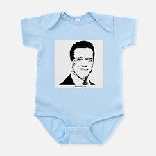 Arnold Schwarzenegger -  Infant Creeper