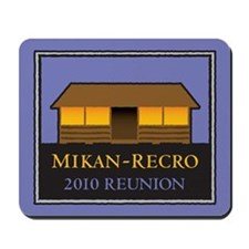 2010 Reunion Logo Mousepad