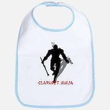 BandNerd.com: Clarinet Ninja Bib