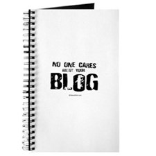 No one cares about your blog - Journal