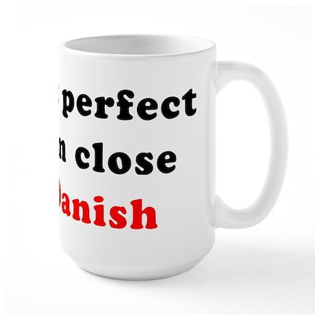 I'm Danish Large Mug