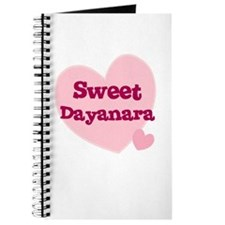 Sweet Dayanara Journal