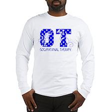 OT Polka Dots Long Sleeve T-Shirt