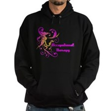 Scroll Leaf Designs Hoodie