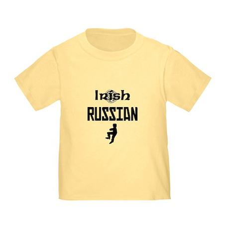 Irish Russian Toddler T-Shirt