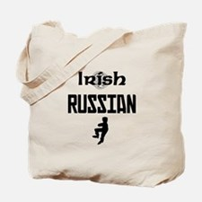 Irish Russian Tote Bag