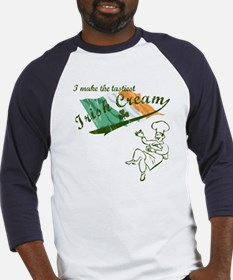 Tasty Irish Cream Baseball Jersey