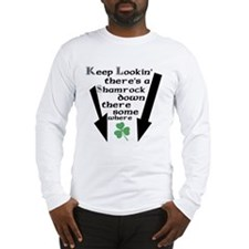 Dirty Irish Joke Long Sleeve T-Shirt