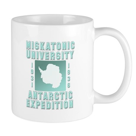 Miskatonic Antarctic Expedition Mug