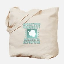 Miskatonic Antarctic Expedition Tote Bag