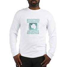 Miskatonic Antarctic Expedition Long Sleeve T-Shir