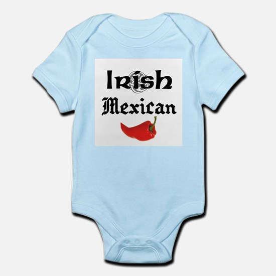 Irish Mexican Infant Bodysuit