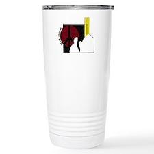 Cute Anti establishment Travel Mug