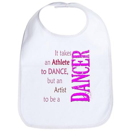 Artist Athlete Dancer Bib