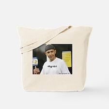 Village Idiot Tote Bag