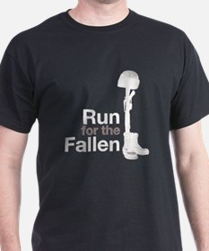 Run for the Fallen T-Shirt (dark)